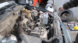 Daewoo/Chevrolet Lanos мини-ТО. Замена высоковольтных проводов, проверка катушки зажигания