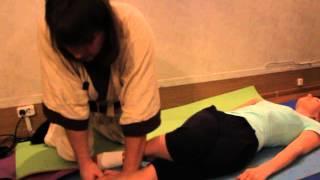 Техника массажа. Видеоурок.