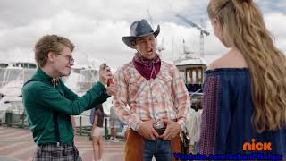 Power Rangers Super Ninja Steel Ep 3 - Tough Love - Cowboy Cologne II