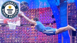 basketball world record