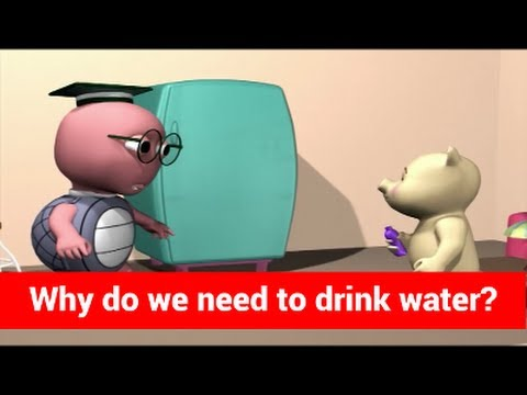 we need drinking water and not It sounds logical enough: since our bodies need water to function, not drinking  enough of it prevents us from functioning optimally but is there.