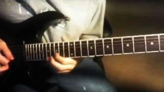 [The Black Mages] Blue Blast - Winning the Rainbow (Guitar Cover)