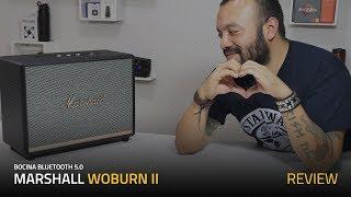 Marshall Woburn II - Una bocina que necesitas en tu casa