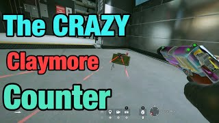 The CRAZY Counter To Claymores - Rainbow Six Siege