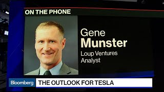 Tesla Analyst Munster Sees 2019 Demand as a Wildcard