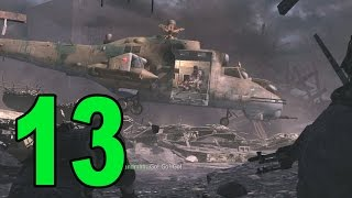 Modern Warfare 3 - Part 13 - Scorched Earth (Let's Play / Walkthrough / Playthrough)