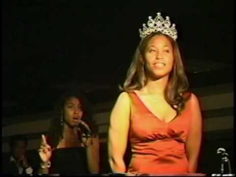 First Miss Belize California Coronation