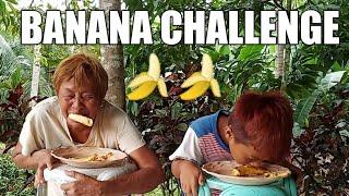 VLOG #27 : BANANA CHALLENGE | TAMBAG NI LOLA WENDING