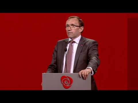 Espen Barth Eide - Arbeiderpartiets landsmøte 2017