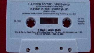 Eightball & MJG - Pimps In The House (1991)