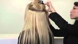 Наращивание волос на заколках(, 2012-10-12T07:01:22.000Z)