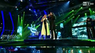 "The Voice IT | Serie 2 | Live Final | Piero Pelù e Giacomo Voli cantano ""Stairway to heaven"""