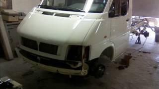 2000 VW LT 35-restoration