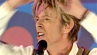 David Bowie | I Took a Trip on a Gemini Spaceship | TOTP 2 | Kaufman Studios | NYC | 2 June 2002
