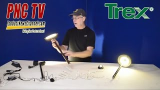 Trex® Outdoor Deck Lighting Review By Billy Carmen From Product News Channel