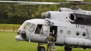 Mi117 Sh i Bell 206  polijetanje