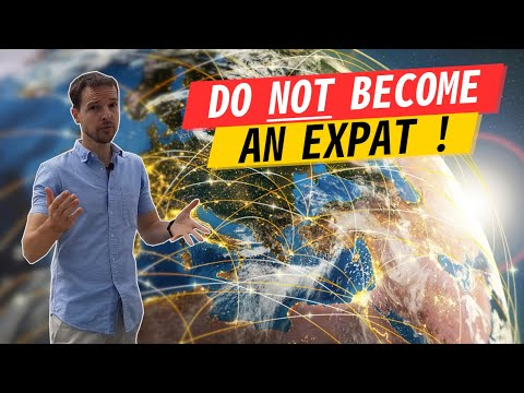 ⚠️ Do NOT become an Expat and relocate overseas