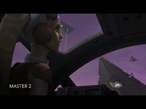 [The imperial fleet entered Garei] Star Wars Rebels Season 2 Episode 12 [HD]