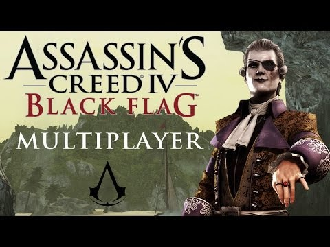 【Gameplay】Assassin's Creed 4 Multiplayer #1 |PS3| [CZ]