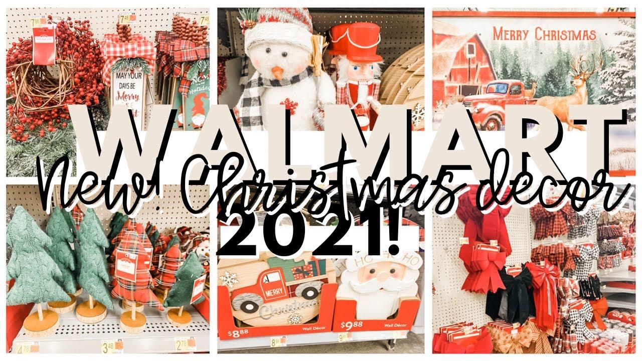 Download WALMART CHRISTMAS DECOR 2021   WALMART CHRISTMAS DECOR SHOP WITH ME 2021