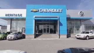 Welcome to Heritage Chevy Buick Owings Mills