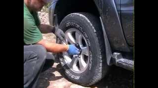 Wheel bearing replacement TOYOTA 4runner,GX470/Замена подшипника ступицы TOYOTA 4RUNNER