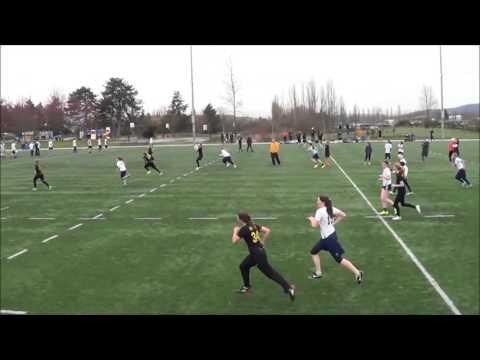 HS Girls Nathan Hale vs Lone Peak
