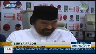 Surya Paloh: Saya Yakin SBY Akan Bersikap Ksatria dan Adil