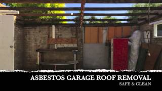 ASBESTOS SHED & GARAGE REMOVAL