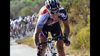 Giro d'Italia 2009 - Stage 20 - Philippe Gilbert attacks (last 2 km)