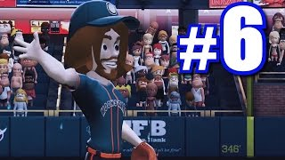 FIRST EXTRA INNINGS GAME! | SUPER MEGA BASEBALL #6