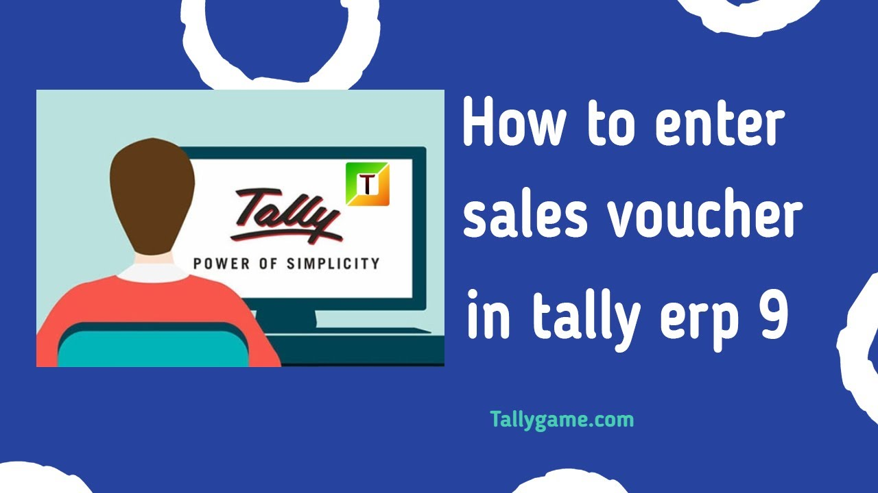 Proforma Invoice Doc Excel How To Enter Sales Entry Or Sales Voucher In Tally Erp  Youtube Paypal Payment Invoice Pdf with Excel Invoice Template Australia Excel  Yahoo Mail Return Receipt