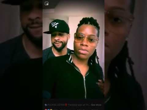 Fantasia And Husband Talk About Submission