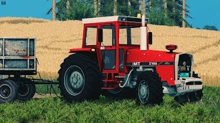 IMT MAŠINE PONOVO ! FARMING SIMULATOR 15