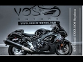 The New 2017 Suzuki GSXR 1300 Hayabusa Walk Around Video