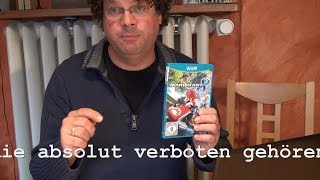 Achtung Ironie: Verbietet Mario Kart 8 (Spiele, die absolut verboten gehören)