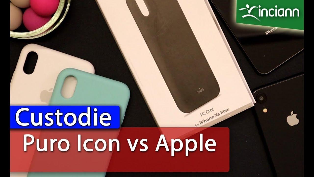 PURO Custodia Originale ICON Cover per Apple iPhone 11 PRO MAX