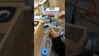 Bluetooth speaker  BAROO製作