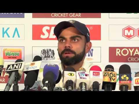3rd Test Post Match Press Conference - Day 3 - Chandimal & Kohli