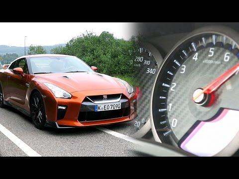2017 Nissan GTR Launch Control 0-60 Test