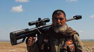 Abu Tahseen สไนเปอร์ วัย 63 ปี ผู้ปลิดชีพศัตรู กว่า 321 ราย (The Sheikh of Iraq's Snipers)