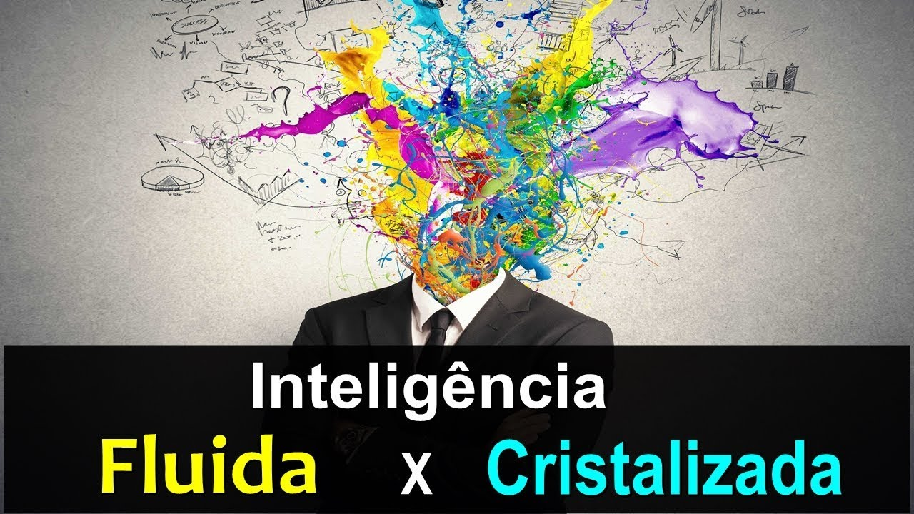 Inteligencia Fluida X Inteligencia Cristalizada