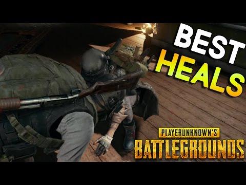 PlayerUnknown's Battlegrounds with Cobaltstreak, LastGreyWolf & Michaelalfox - Part 2 [BEST HEALER]
