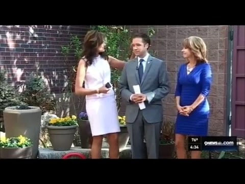 News Anchor and Weather Woman Have Awkward Fight on Live TV!