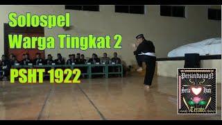 Download lagu Solospel Mas Sony Dari Warga Tingkat 2 PSHT 1922 Indonesia Pusat Madiun