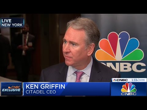 Ken Griffin Discusses Markets and Policy in CNBC Interview