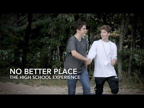 High School Camp Life - Interlochen Arts Camp