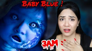 BABY BLUE *Real* Horror Story | 3 A.M Challenge Reason | Ep- 3 | Nil and Situ Vlogs