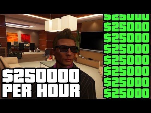 STILL The Best Way to Make Money in GTA Online | $250000 Per Hour! | #EasyMoney #VIPMissions
