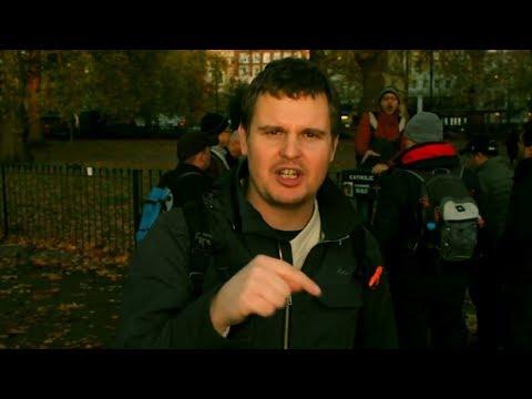 Bob on why Asia Bibi was refused asylum in the UK ~ Bob vs The Establishment | Speakers Corner